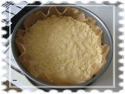 Krümelteig - Grundlage für fast alle Kuchen - Rezept