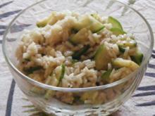 Reis-Gurken-Salat - Rezept