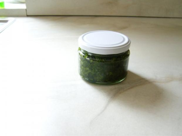 Bärlauchpesto - Rezept - Bild Nr. 8