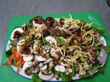 Ein köstlicher Salat zum vernaschen - Rezept