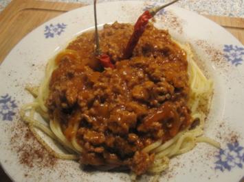 "Spaghetti ""Braumeister-Art"" - Rezept"