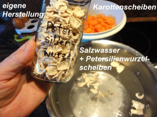 Fleisch:   HACKFLEISCH - RÖLLCHEN - Rezept - Bild Nr. 4