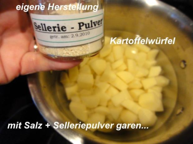 Fleisch:   HACKFLEISCH - RÖLLCHEN - Rezept - Bild Nr. 6