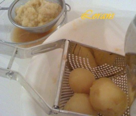 Rezept kartoffelklöße halb und halb