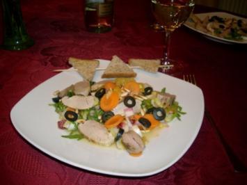 Salat - Chicorée und mehr>> - Rezept