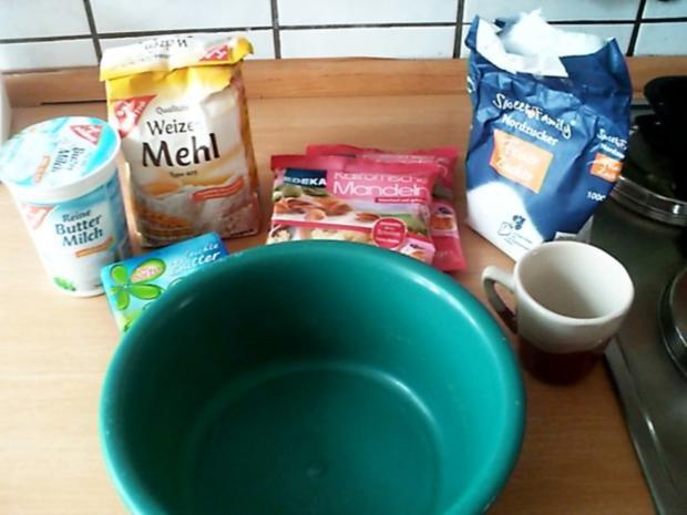 Mandelbuttermilchkuchen - Rezept - Bild Nr. 4