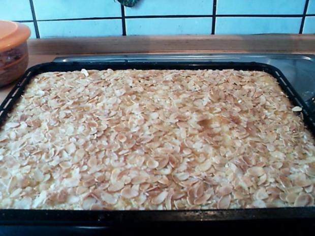 Mandelbuttermilchkuchen - Rezept - Bild Nr. 2