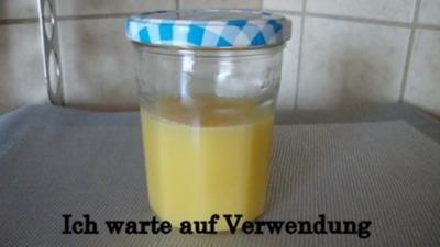 geklärte Knoblauchbutter - Basics - Rezept