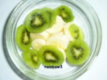 Dessert: Obstsalat-Variationen mit Joghurt - Rezept