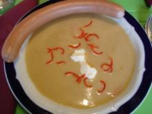 Kartoffel-Pastinaken-Suppe - Rezept