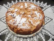 Kuchen : Mein Apfelkuchen - Rezept