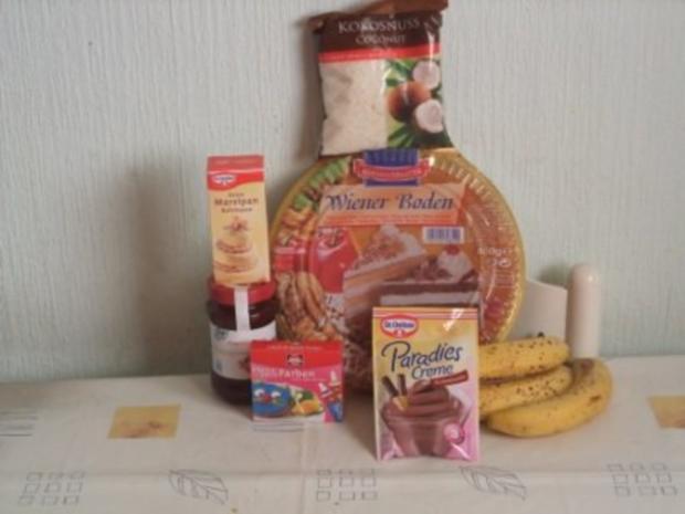 Bochumer Obst-Marzipan-Torte - Rezept - Bild Nr. 4