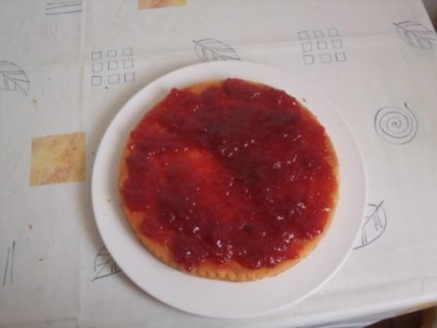 Bochumer Obst-Marzipan-Torte - Rezept - Bild Nr. 6