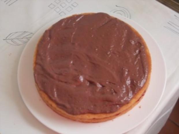 Bochumer Obst-Marzipan-Torte - Rezept - Bild Nr. 7