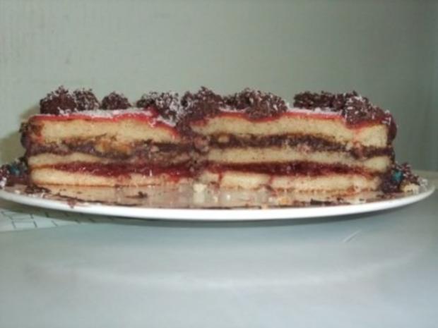 Bochumer Obst-Marzipan-Torte - Rezept - Bild Nr. 2