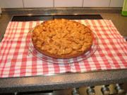 Schwäbischer Apfelkuchen mit Butter-Nuss Streussel - Rezept - Bild Nr. 5