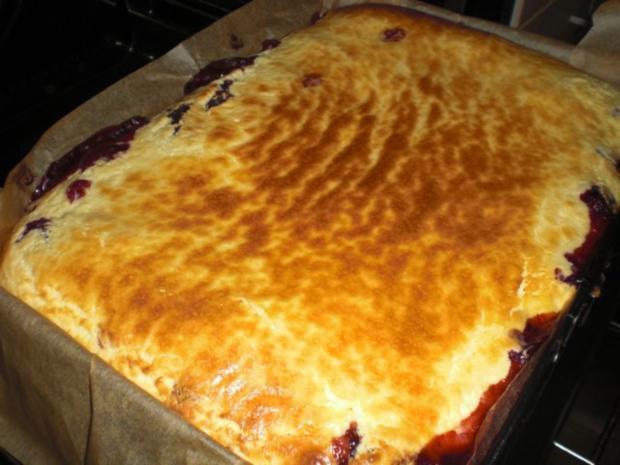 Schoko-Kirsch-Kuchen - Rezept - Bild Nr. 4