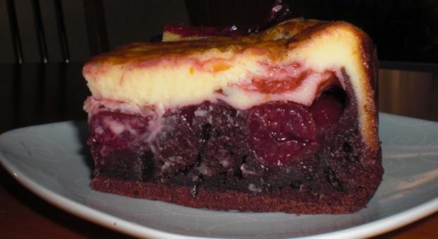 Schoko-Kirsch-Kuchen - Rezept - Bild Nr. 5
