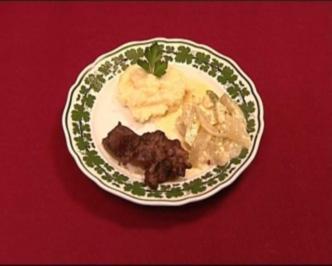 Rezept: Schnitzel a la Tale - Schwiegermutter-Schnitzel (Bata Illic)