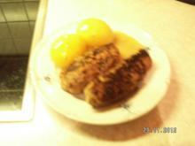 Hack/Kartoffel-Roulade m. Salzgurken - Rezept
