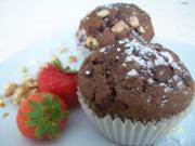 Chocolate-Chip-Muffins - Rezept