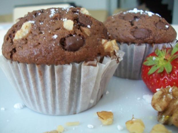 Chocolate-Chip-Muffins - Rezept - Bild Nr. 4