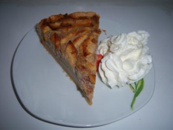 Apfel-Calvados-Kuchen - Rezept