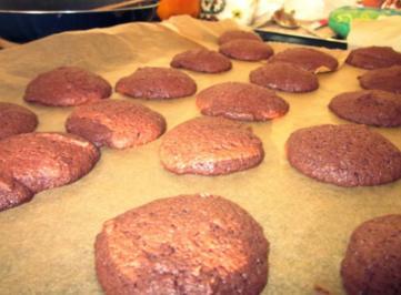 Schokoladen Häufchen - Rezept