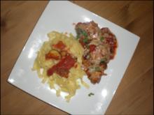 Schnitzel Italia - Rezept