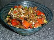 SOS - Verwertung - Salat - Rezept