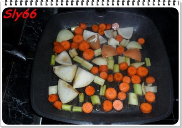 Fleischgerichte:Geschmorte Beinscheiben - Rezept - Bild Nr. 6