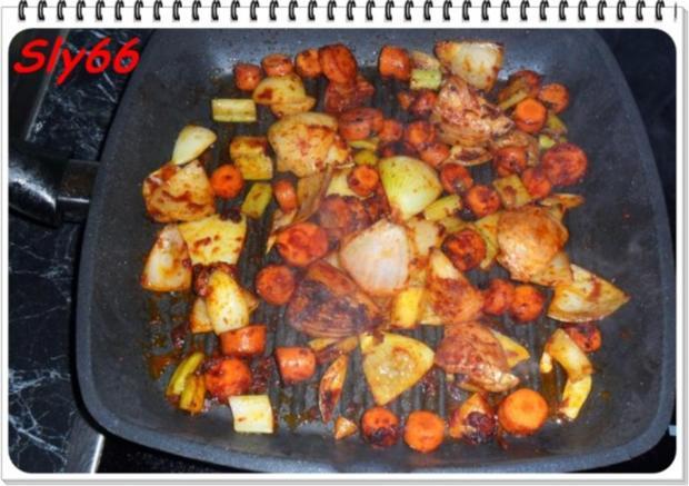 Fleischgerichte:Geschmorte Beinscheiben - Rezept - Bild Nr. 7