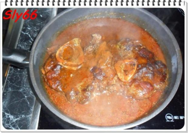 Fleischgerichte:Geschmorte Beinscheiben - Rezept - Bild Nr. 11