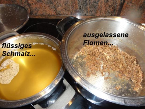Diverses:   GRIEBENSCHMALZ - Rezept - Bild Nr. 5