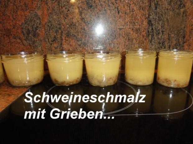 Diverses:   GRIEBENSCHMALZ - Rezept - Bild Nr. 8