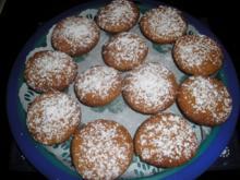 Muffins mit Haselnußmehl - Rezept