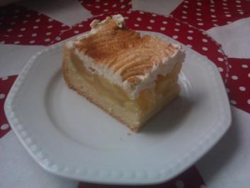 Mascarpone - Apfelkuchen - Rezept