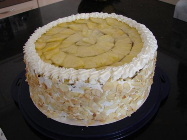 Schokomousse Torte - Rezept
