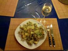 Kartoffeln: Lauch-Kartoffel-Speckauflauf - Rezept
