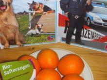 Getränk / o. A.: Orangen - Kefir - Drink - Rezept