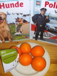 Rezept: Getränk / o. A.: Orangen - Kefir - Drink