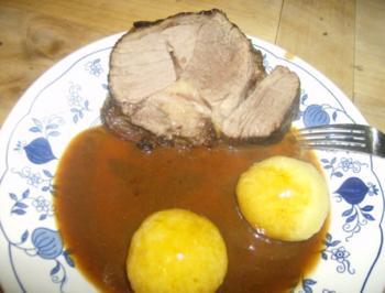 Rinderschmorbraten besoffen - Rezept