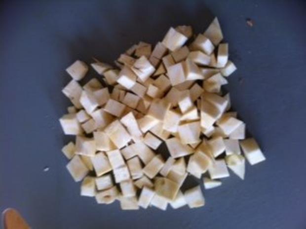 Oberfränkische Kartoffelsuppe - Rezept - Bild Nr. 4