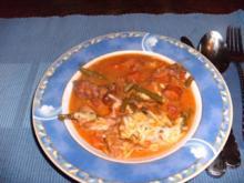 Zwiebel-Fleisch-Topf - Rezept
