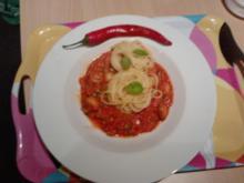 Spaghetti Mamma Mia - Rezept