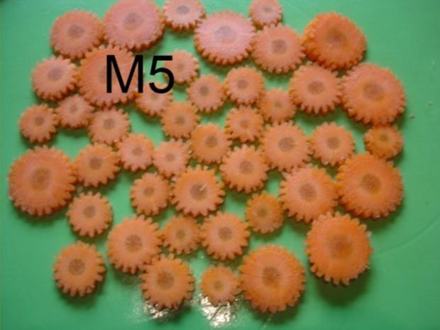 Schneiden, schaben, verzieren und garnieren - Rezept - Bild Nr. 69