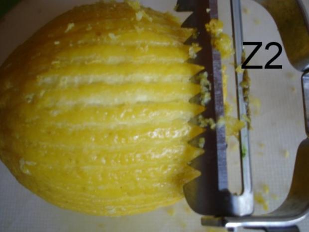 Schneiden, schaben, verzieren und garnieren - Rezept - Bild Nr. 72