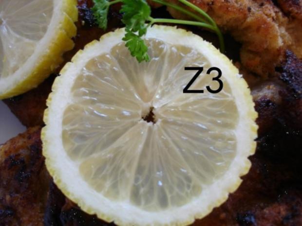 Schneiden, schaben, verzieren und garnieren - Rezept - Bild Nr. 73
