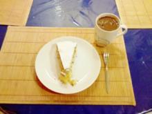 Kuchen: Lychee-Vanillekuchen - Rezept