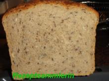 Brot:   6 - KORN - MISCHUNG - Rezept
